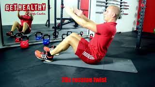 Get healthy tv workout 4 -