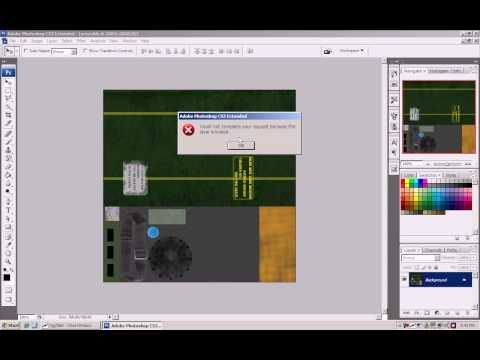 How to Open DDS files in photoshop