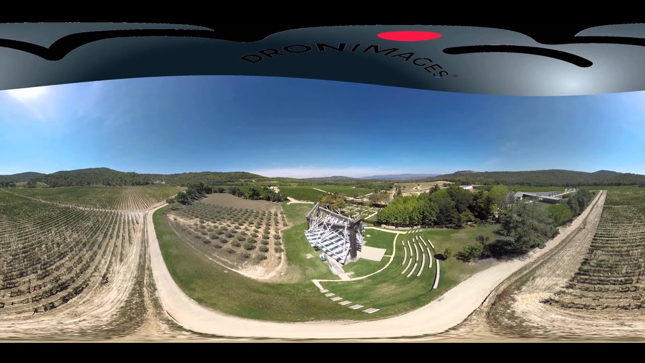 teaser video 360 drone VR