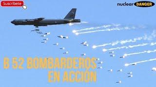 B 52 Bombarderos En Acción