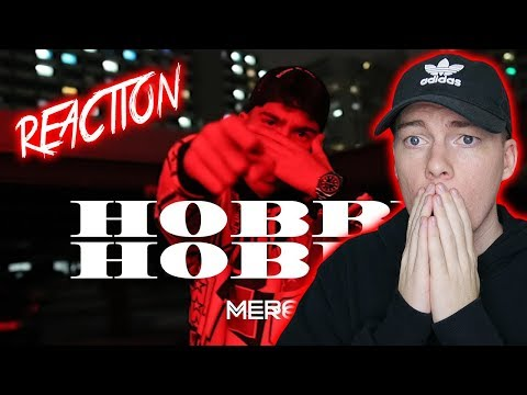 ⚡ Alman bewertet MERO - Hobby Hobby (Official Video) (Mero428) Reaction/Reaktion