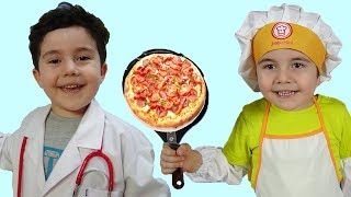Yusuf chooses a profession-Funny Kids Video