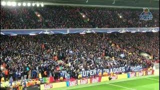 SUPER DRAGÕES em Anfield | Liverpool 0-0 FC Porto | Liga dos Campeões 2017/18 | 06/03/2018