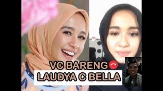 VIDEO CALL  BARENG LAUDIA CINTYA BELLA
