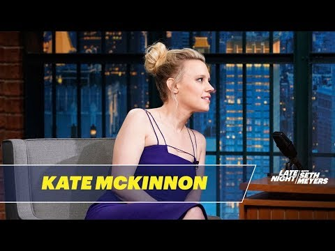 Playing Rudy Giuliani on SNL Came Naturally to Kate McKinnon