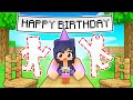 Nobody Went To APHMAU'S BIRTHDAY In Minecraft!