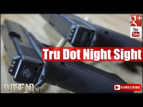 Glock: Meprolight Tru Dot Night Sight