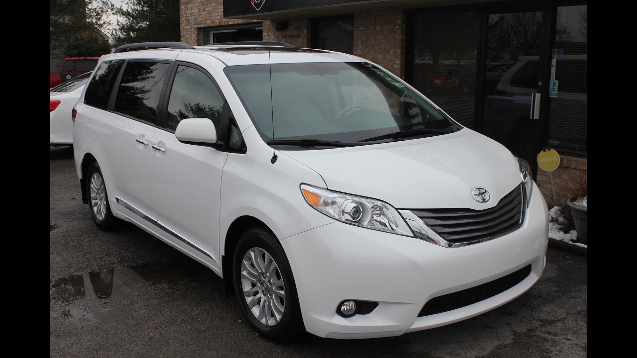 Certified Used Toyota >> Certified Used like New 2012 Toyota Sienna XLE for sale Georgetown Auto Sales KY Kentucky SOLD ...