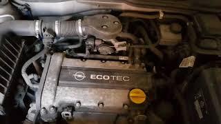 Opel Astra G - Moteur qui broute pied au planché