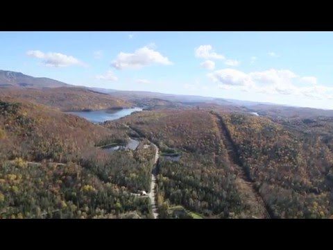 Domaine de Belair Tremblant *Projet Resort et Residences* Video 3 - Mont Tremblant Quebec (8989)