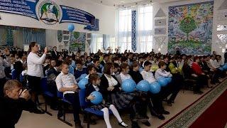 Празднование Дня Независимости Казахстана на этот раз в прошло в школе гимназии №1. TVK 09.12.16