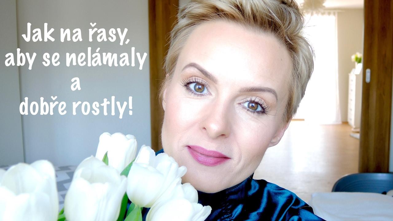 Kosmetická poradna - JAK NA ŘASY - YouTube ddcbe7148c