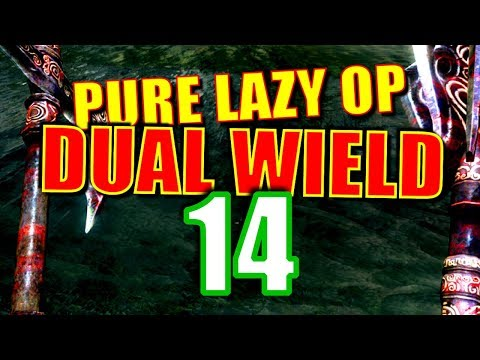 Skyrim Pure Lazy OP Dual Wield Walkthrough Part 14: Lazyboy Gets a Spanking (+ Speech Check Run 3) thumbnail