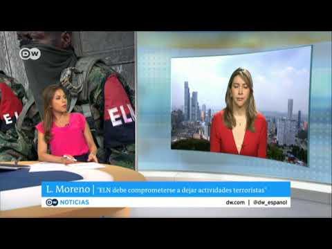 Ecuador deja de ser garante de diálogos con ELN
