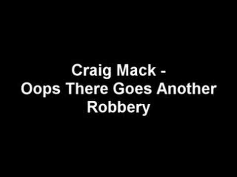 Craig Mack - Oops There Goes Another Robbery