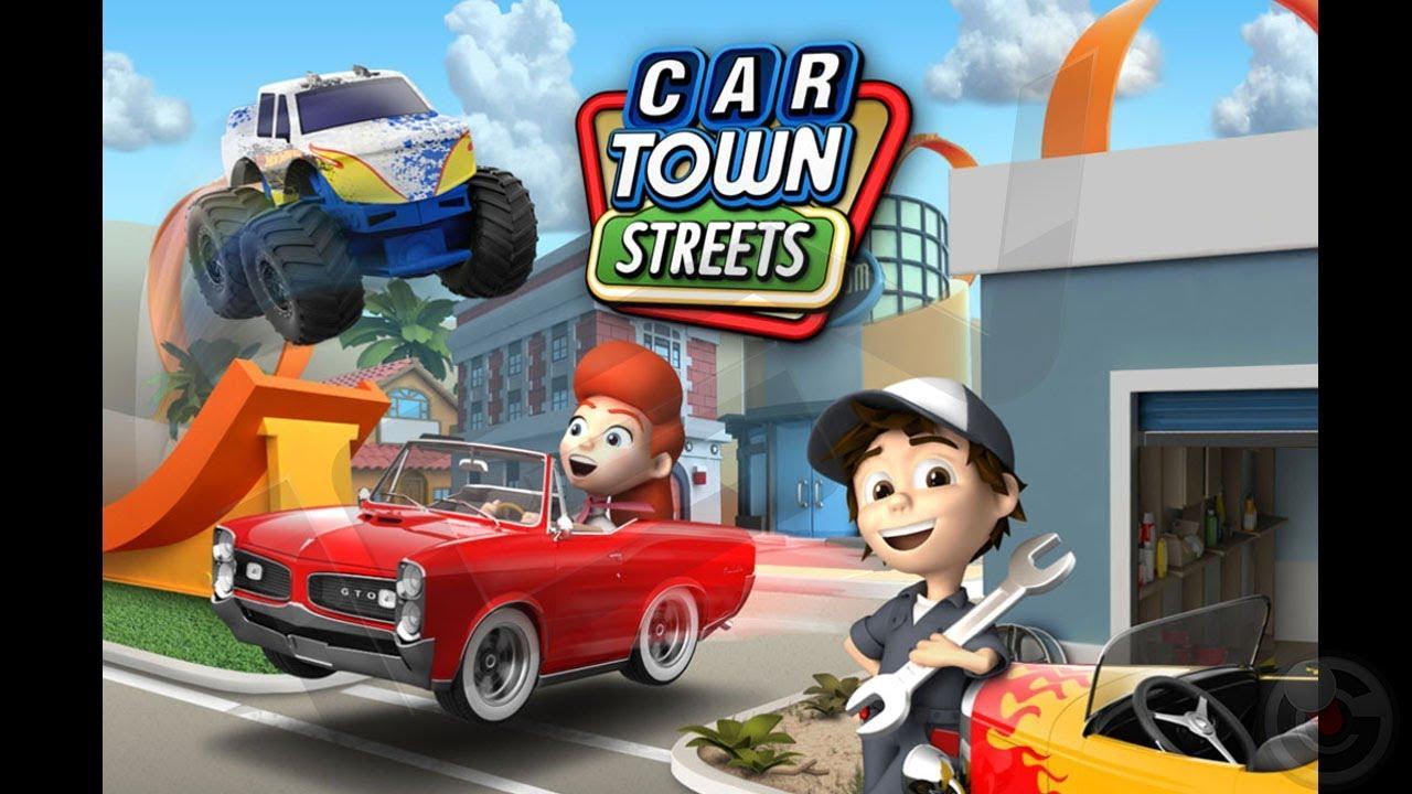 car town streets mod apk unlimited