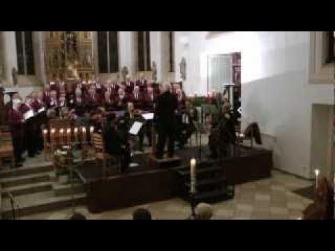Adventskonzert aus der Frauenkirche in Dresden 26.11.2016