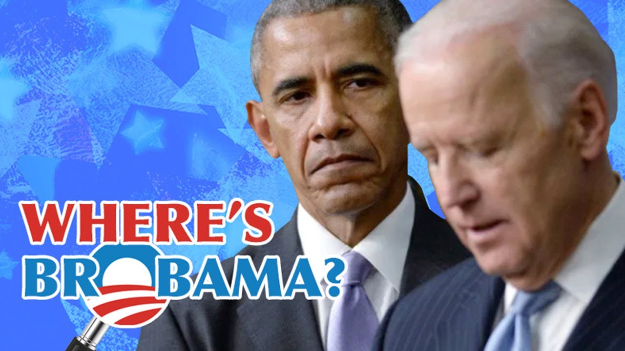 What Happened To The Obama-Biden Bromance?