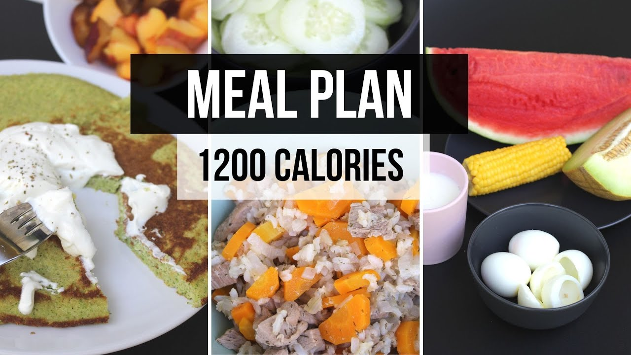 Weight Loss Meal Plan I Healthy eating