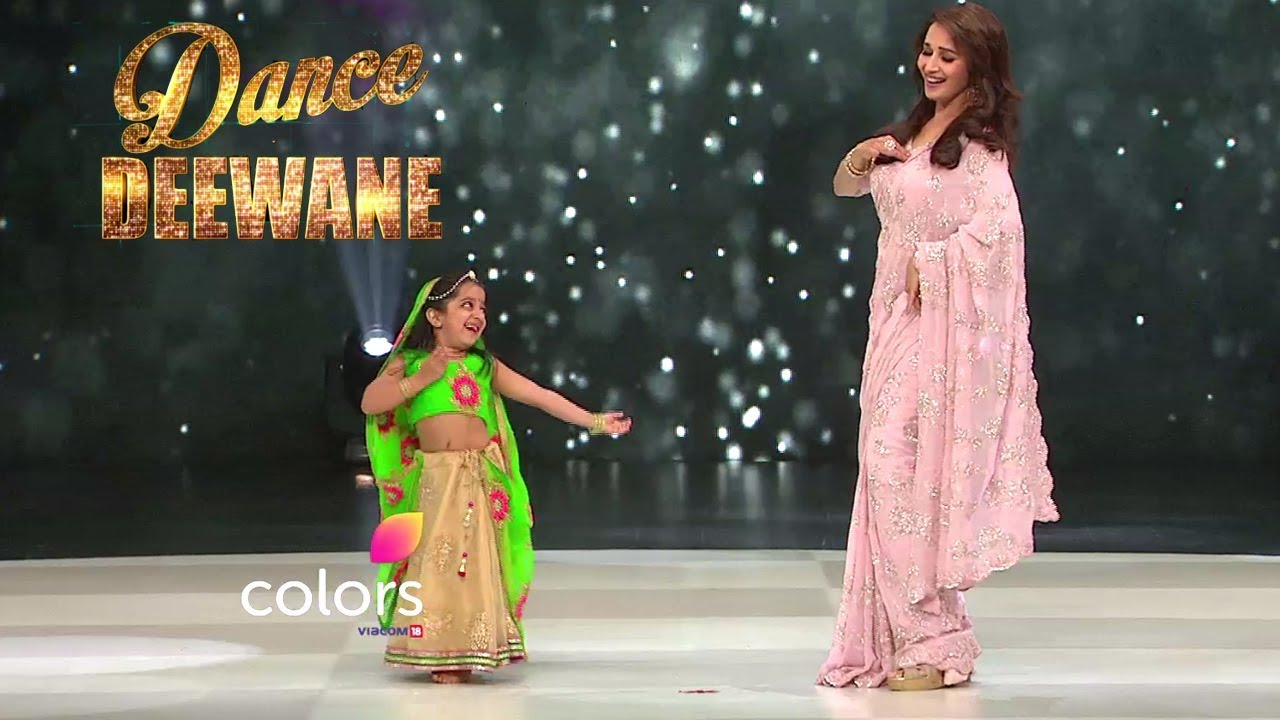 Dance Deewane Colors TV Launch Event | Madhuri Dixit, Arjun Bijlani,  Shashank Khaitan, Tushar Kalia