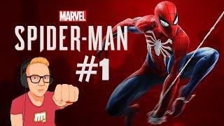 """[ PREMIERA ] MARVEL Spider-Man """"Wydarzenie Wieczoru"""" #1"""