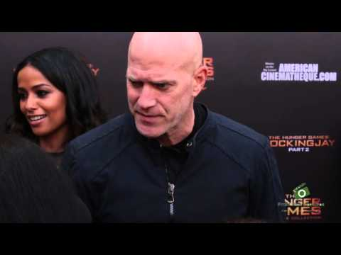 Bruno Gunn reveals his favorite time on the set of The Hunger Games