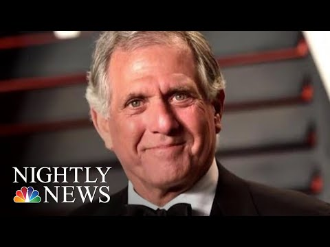 Ousted CBS Chief Les Moonves Won't Get $120M Payout | NBC Nightly News