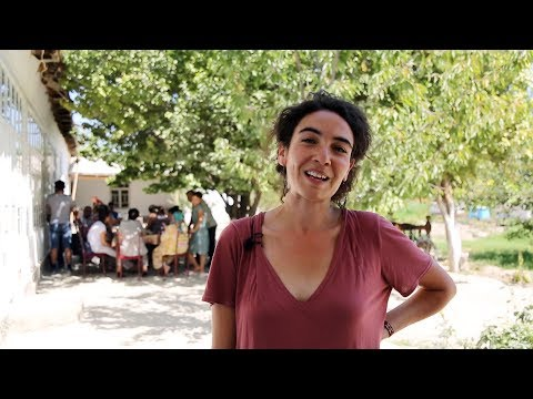 Fam Tour Uzbekistan August 2017 Sarah Elimam - Feedback