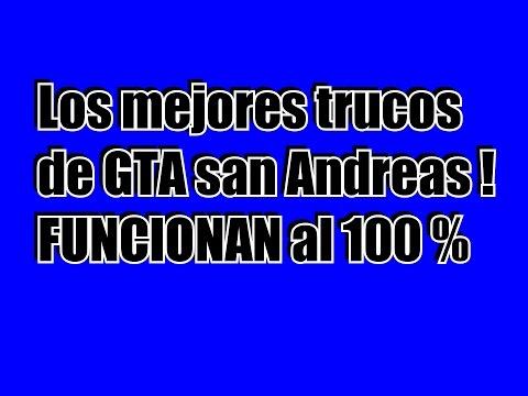Trucos De Gta San Andreas Xbox