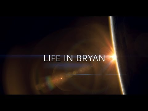 K.C. Wheeler - City of Bryan released a Planet Earth Type Video about the City