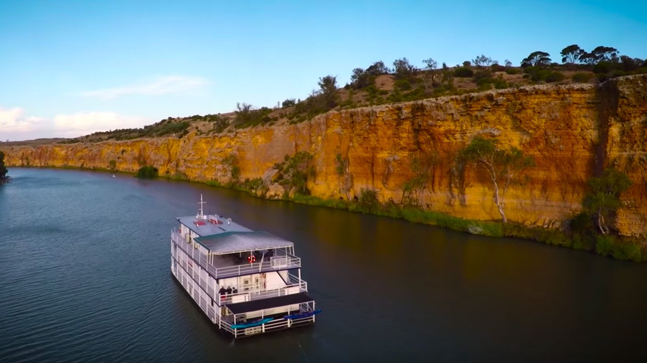 Murray River River Cruises and Tours