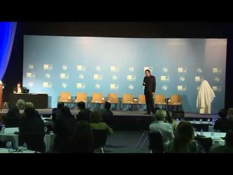 2020 Telecom Trends: Gerd Leonhard intro to ITU Leadership Future Summit 2014 Doha