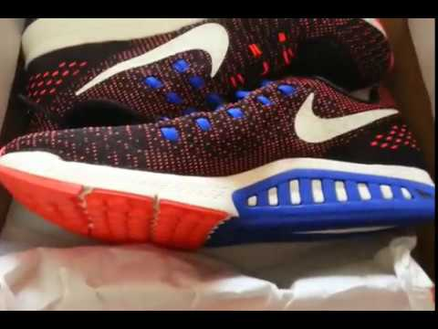 6a46e7df9fb6 Nike air zoom structure 19 unboxing - YouTube