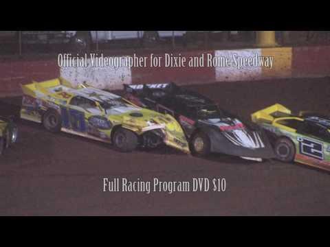 Dixie Speedway 10/1/16 Lucas Oil Official Highlights!