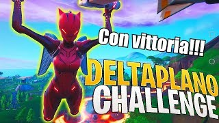 Fortnite hang glider challenge real victory!!!
