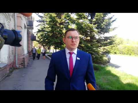 Дмитрий Соловьёв о нарушениях Козина и Шешина. 23.05.2019