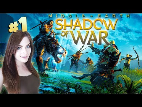 Middle-earth: Shadow of War live stream (Part 1)