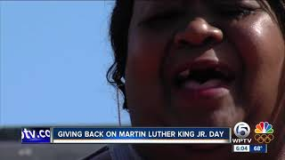 Remembering Dr. King Junior's fight against poverty