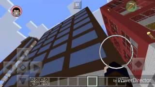 Homem Aranha #1 - Minecraft - Machinima - SUPER PODERES!