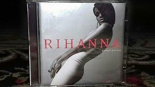 Unboxing rihanna - good girl gone bad (imported)