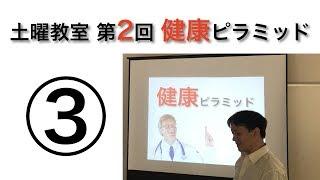 土曜教室-第2回-健康ピラミッド-3-鉄、ビタミン、ミネラル-低音質 thumbnail