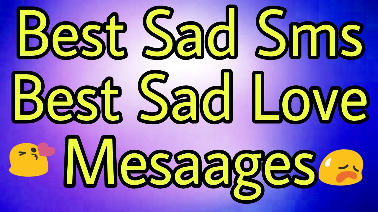 Sad love sms hindi images
