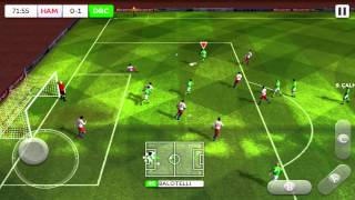 Dream League Soccer Android Gameplay