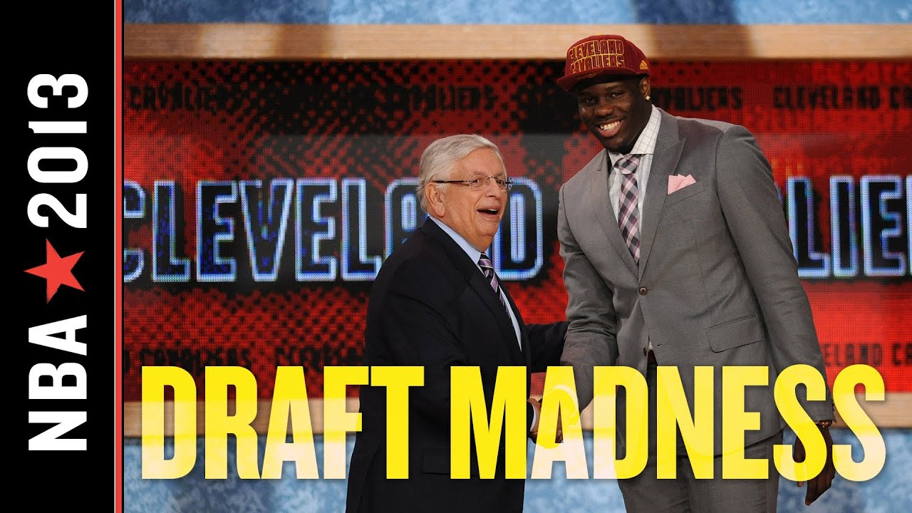 2013 NBA Draft Results: Surprises Abound in First Five ...