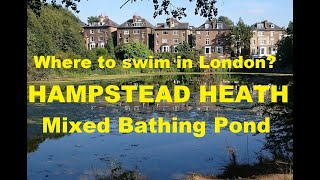 Videos of hampstead heath ponds london for Hampstead heath park swimming pool