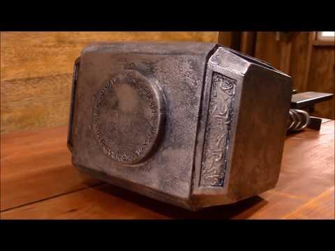 thor hammer tutorial