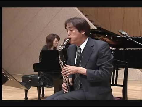 E Flat Clarinet Player Libertango played on t...