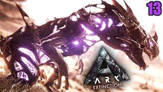 Ark Extinction #13 Die Turret Dino Gang | Let's Play Deutsch Gameplay