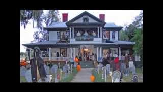 DIY Halloween yard decorating ideas