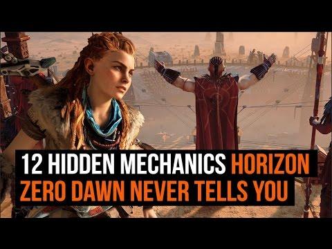 12 hidden mechanics Horizon: Zero Dawn never tells you about thumbnail